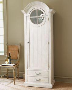 """""""Sonoma"""" Wine Cabinet Too stinkin' cute."""