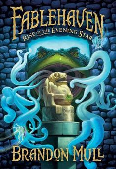 Fablehaven, vol. 2: Rise of the Evening Star by Brandon Mull (+ professional audio)