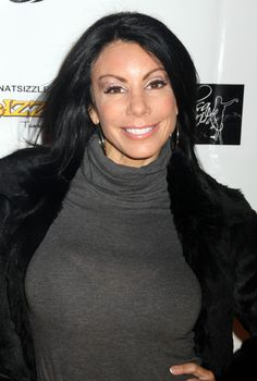 Danielle Staub Medium Straight Cut