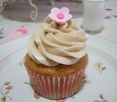 Snickerdoodle Cupcakes - for the look