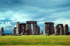 """Stonehenge in Wiltshire County England--It was absolutely amazing seeing it in person. I would love to go back just to see it again and feel the """"vibe"""" again. <3"""