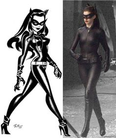 Catwoman vs. Catwoman
