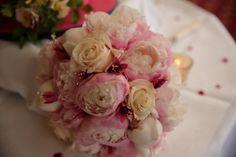 Beautiful bouquet of flowers #pink #bride #wedding