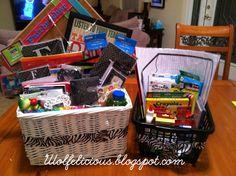 intern gift, gift basket
