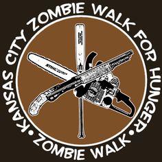zombie walk!