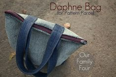 Daphne Bag at Our Family Four