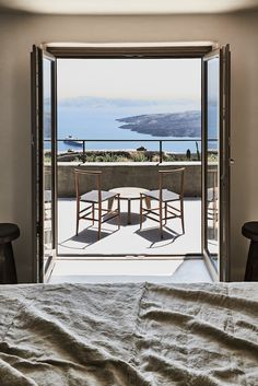 Vora Villas in Santorini, Greece by K-Studio | Yellowtrace
