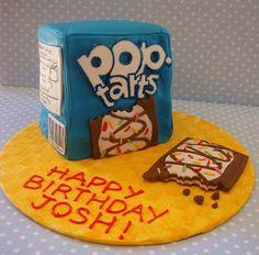 tart cake, pop tarts, cup cake, fanci cake, birthday cake