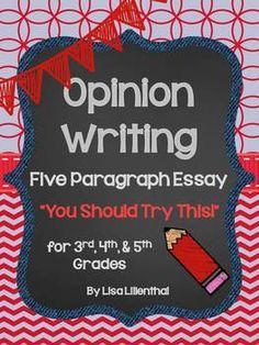 five paragraph essay instructions