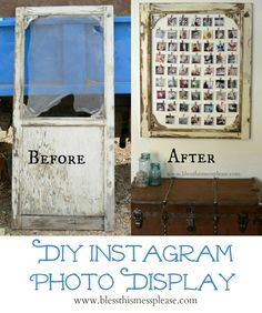 DIY Instagram Photo