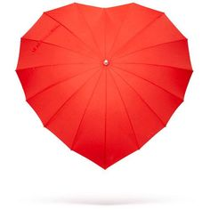 $35.99 heart-shaped umbrella. Cute but possibly also practical in helping keep your backside drier than with normal umbrellas.