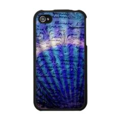 Mysterious Sea Phone Iphone 4 Cases