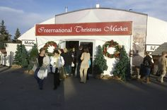 The Marketplace #Christmas