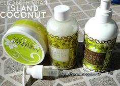 Elizabeth Grant Island Coconut, click thru!