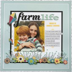 Farm Life *American Crafts* by Melinda Spinks @2peasinabucket