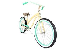 A beach cruiser is a must for summer!