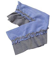fleece-no sew - cut
