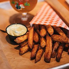 Chefs' favorite restaurant dishes | Belgian Fries | Sunset.com