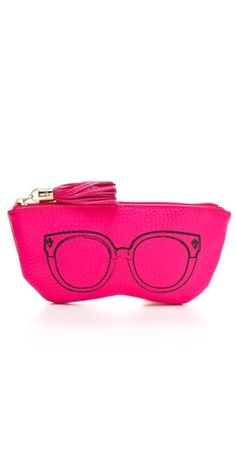 the perfect sunglasses case, so you don't forget what's inside ;)