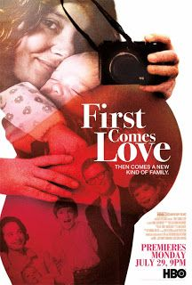 First Comes Love premieres on HBO tonight