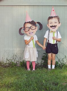 kid costumes, birthday pictures, charlaann, bday parti