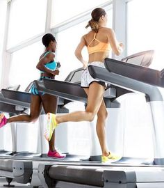 Finally! A treadmill workout that won't bore you to tears