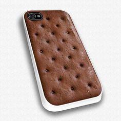 Ice Cream Sandwich iPhone 4 Case.  :)