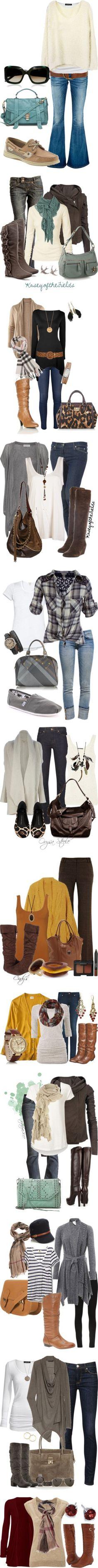 outfits, idea, fashion, fallwint style, cloth, casual comfort, beauti, closet, thing