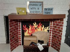 """Silent Auction Basket!! This one is a Kindle Fire. We called it """"Snuggle Up With A Good Book"""". This basket included a Kindle Fire, a Pottery Barn Blanket and a $25 Amazon gift card. It earned $1000 in raffle tickets!! I replaced the photo on the end with a picture of the class that the basket represented."""