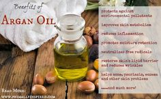 Argan Oil – Beauty Benefits and Uses