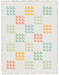 Sail Away from Kathy Brown's Fat Quarter Quickies book by Martingale