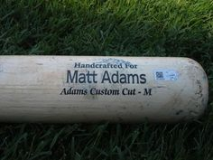Big City's bat now available in the #CardsAuthentics Auction: http://atmlb.com/1tTMBXY. Bidding ends Sunday. pic.twitter.com/r29y2R9s60