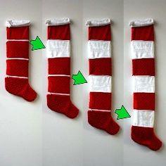 expandable stocking