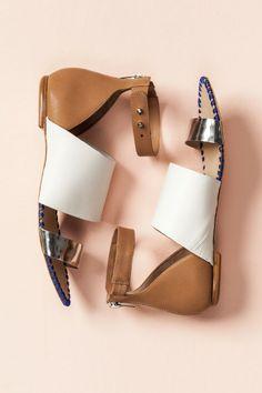 loeffler randal sandals //