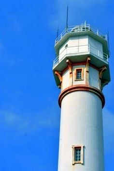 Bolinao Lighthouse in Pangasinan, Philippines