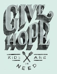 {Give Hope} Moms Fighting Hunger, Many #Ideas from Inner Child Giving #nokidhungry