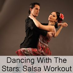 Salsa Dance Workout from Dancing with the Stars (As Seen on The Doctors TV Show!)