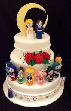Sailor Moon Themed Wedding Ideas! Dd7dbf2b63a74908b9571b93853b88f2