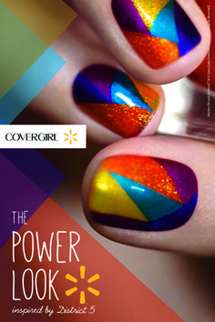 #hungergames Check out the Glosstinis of The Power Look The Hunger Games COVERGIRL #CapitolLooks Collection @Walmart