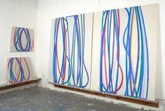 Joanne Freeman, Studio View, 2013