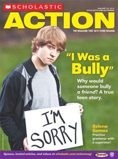 Scholastic Action $8.49