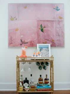 Spotlight on Poplin And Queen Interiors // Live Simply by Annie