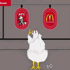 La venganza del Pollo!!