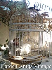 Garden Antiques Vintage is my favorite blog to check each time I'm online.  I've never met her, but she's a Texan and is well liked and admired and writes a great informative blog.