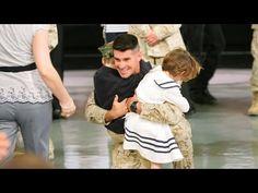Soldiers' Families Reunited - Oprah's Lifeclass