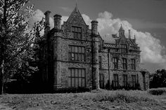 Abandoned Mansion, B by Phil Bradley, via Flickr