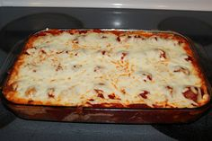 Meatball sub casserole - Can't wait to try this!