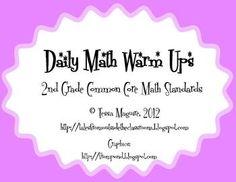 2nd Grade Math