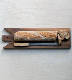 Walnut Baguette Bread Board/Cheese Board