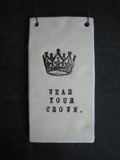 crown, daughter